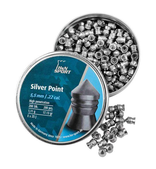 Silver Point 5,5mm kogeltjes-1702-a